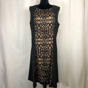 DressBarn Collection Sheath Dress Size 16